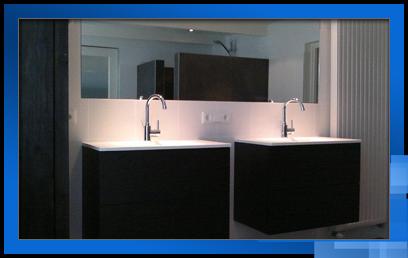 Uw badkamer veranderen in een oase van rust?  Ook dan... Oldambtbouw!!