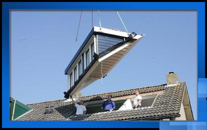 Nieuwe dakkapel nodig? Binnen 2 werkdagen volledig geplaatst